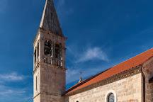 Our Lady of Health Church, Jelsa, Croatia