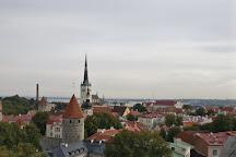 Toompark, Tallinn, Estonia