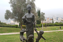 Sculptures Garden (Gan Hapsalim), Haifa, Israel