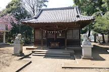 Nisshin Shrine, Saitama, Japan