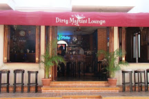 Dirty Martini Lounge, Playa del Carmen, Mexico