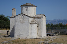 The Church of the Holy Cross, Nin, Croatia
