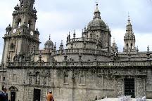 Plaza de la Quintana, Santiago de Compostela, Spain