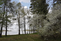 Jezioro Serwy, Plaska, Poland
