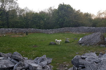 Mooghaun Hill Fort, County Clare, Ireland