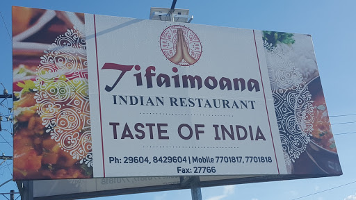 Tifaimoana Indian Restaurant