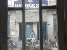Aafaq Public School & Academy Kasur