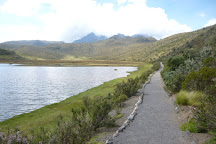 Laguna de Limpiopungo, Latacunga, Ecuador