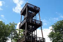 The Observation Tower, Saint-Francois-de-l'Ile-d'Orleans, Canada