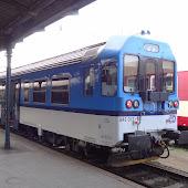 Железнодорожная станция  Plzen