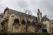 Square Charles Victor Langlois, Paris, France