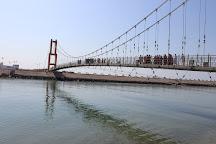 Sudama Setu (Sudama Bridge), Dwarka, India