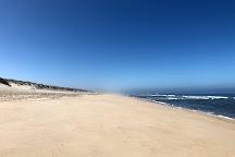 Praia dos Palheiros da Tocha, Tocha, Portugal