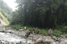 Ninoskhevi Waterfall, Lagodekhi, Georgia