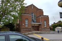 St Erconwalds Roman Catholic Church, Walton-On-Thames, United Kingdom