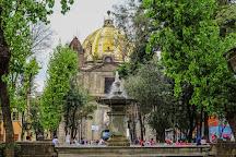 Iglesia de Nuestra Senora de Loreto, Mexico City, Mexico