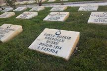 DumlupInar Sehitligi, Kutahya, Turkey