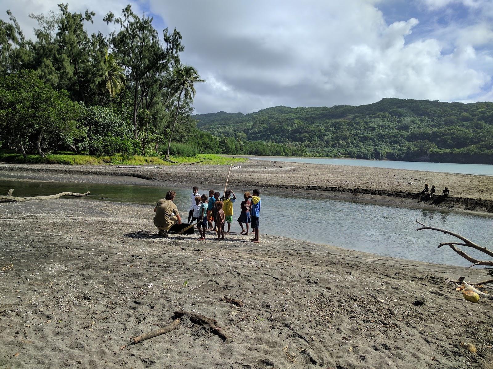 Yewao Point Map Tafea Vanuatu Mapcarta