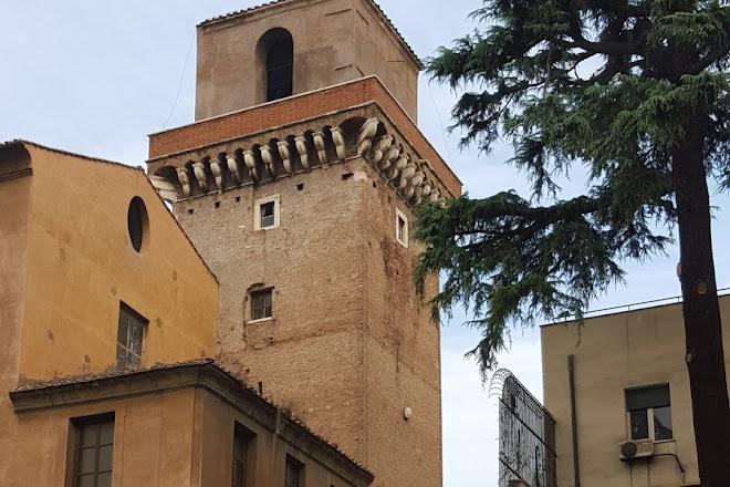 Torre dei Borgia, Rome, Italy