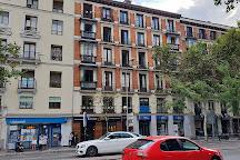 Lever Escape Room, Madrid, Spain