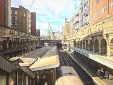 Barbican Station london