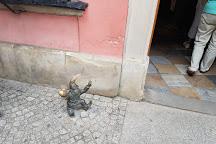 Wroclaw's Dwarfs, Wroclaw, Poland