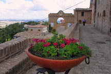 Castello di Piticchio, Arcevia, Italy