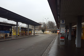Автобусная станция   Zlín