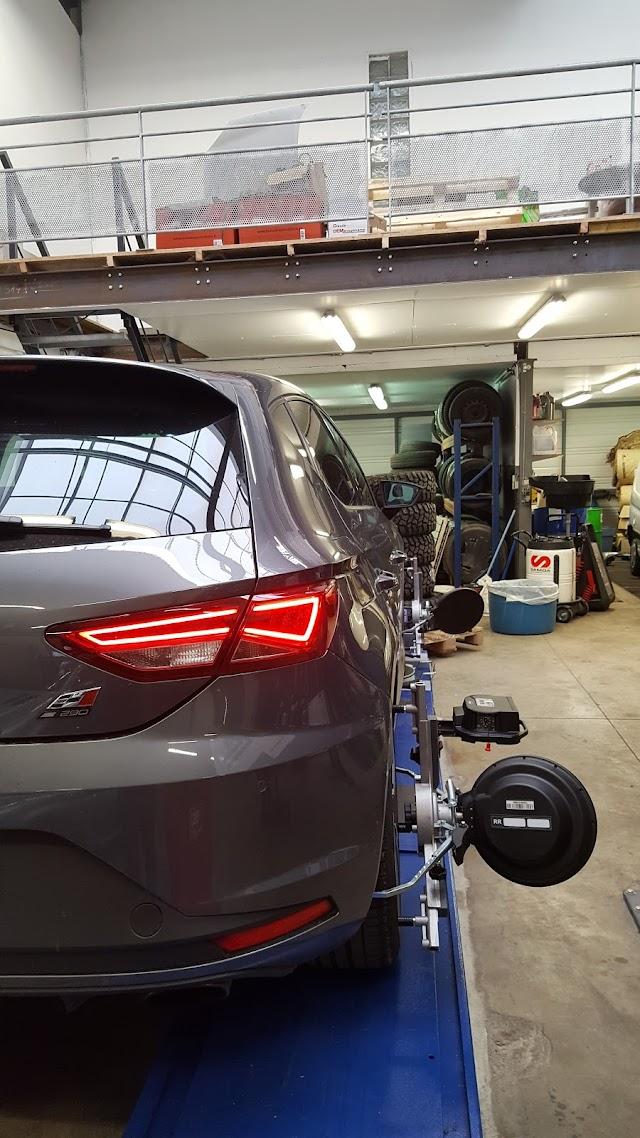 Garage des Garennes