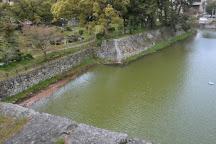 Ruins of Tsu Castle, Tsu, Japan