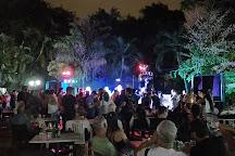 Rock'n'Roll Evening in Casa de la Amistad, Havana, Cuba