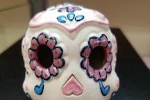 Dia de Muertos Store, Mexico City, Mexico