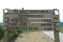 Shepherds Hill Fort, Newcastle, Australia