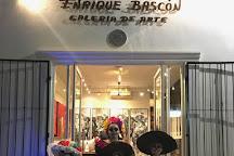 Enrique Bascon, Galeria de Arte, San Jose del Cabo, Mexico