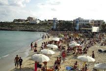 Cala Guitgia, Lampedusa, Italy