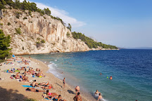 Nugal Beach, Makarska, Croatia