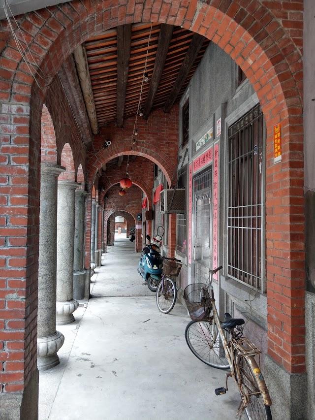Toucheng Old Street