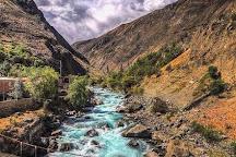 Rio Lunahuana, Lunahuana, Peru