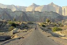 Gorakh Hill Station, Dadu, Pakistan