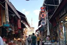 Tahtakale District, Istanbul, Turkey