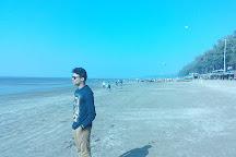 Jampore Beach, Daman, India