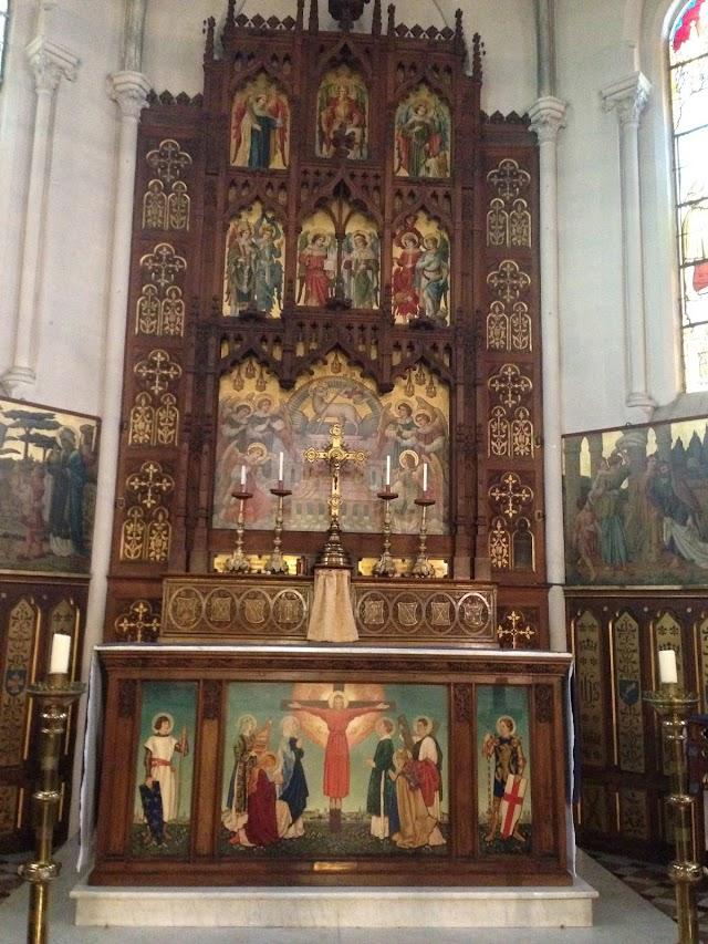 Eglise Anglicane Saint-Andrew