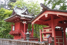 Musashi Mitake Shrine, Ome, Japan