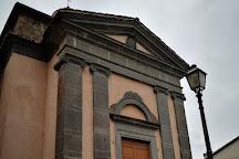 Chiesa di San Bonaventura, Bagnoregio, Italy