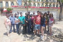 Paseando por Europa, Malaga, Spain