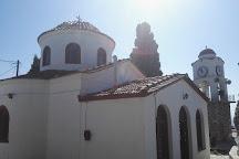 Agios Nikolaos Church and Clock Tower, Skiathos Town, Greece