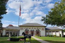 Saratoga Springs Visitor Center, Saratoga Springs, United States