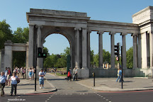 The Memorial Gates, London, United Kingdom