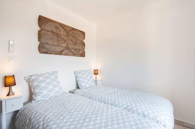Mon Petit Chez Moi - Appart T2 Confort - Calme - Proche Plage