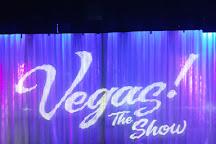 Nathan Burton Comedy Magic, Las Vegas, United States